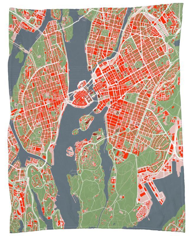 Stockholm - Classic Fleece Blanket