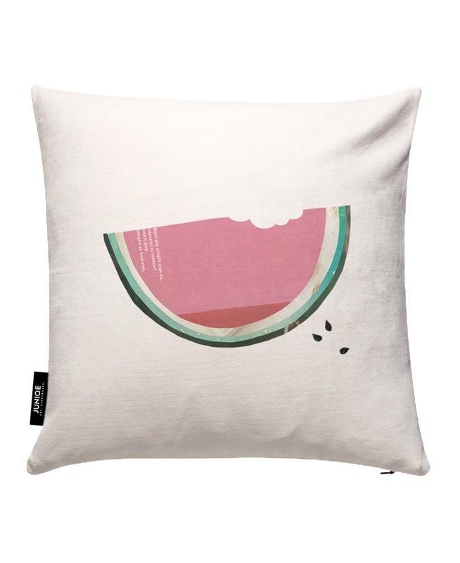 Melone 2 Kissenbezug