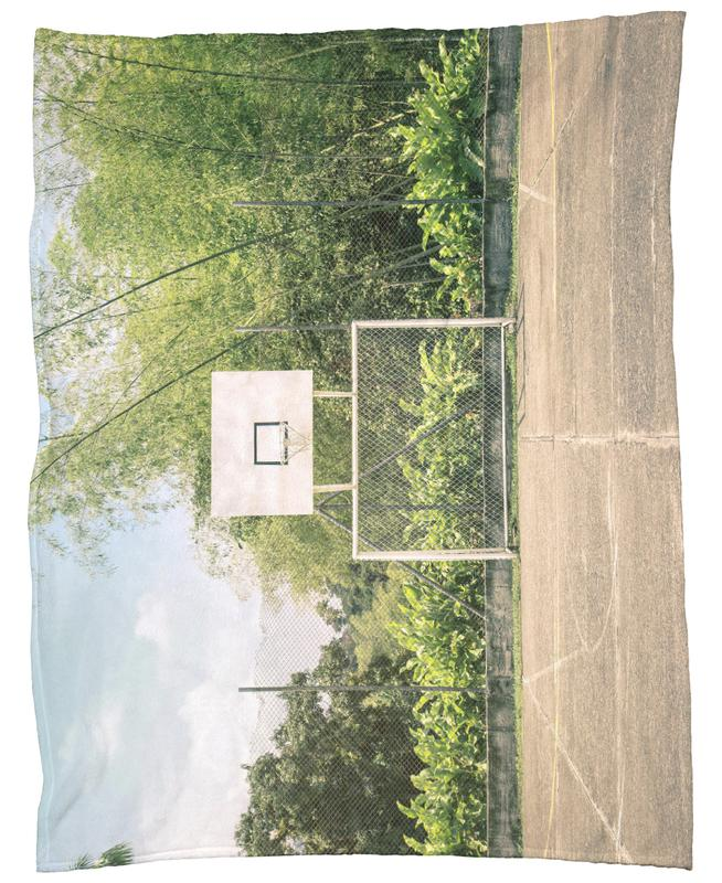 Streetball Courts 2 Manizales Colombia -Fleecedecke