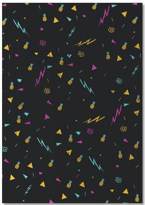Magic Pineapple Notebook