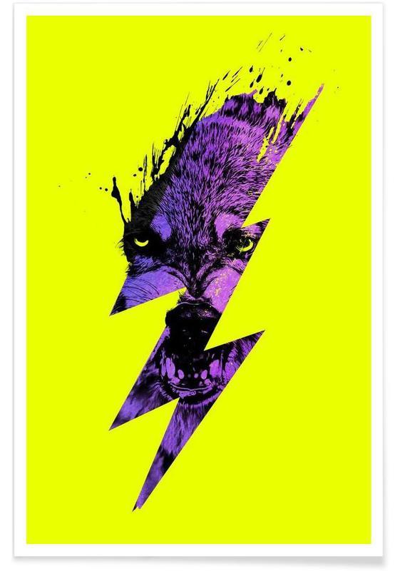 Thunderwolf -Poster