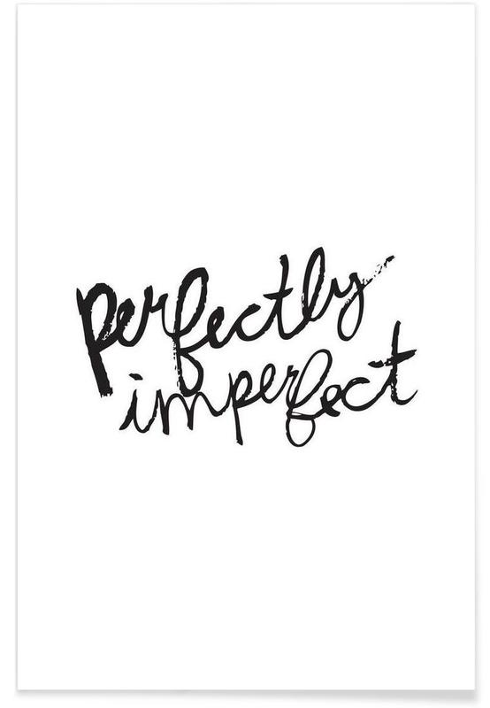 Perfectly Imperfect -Poster