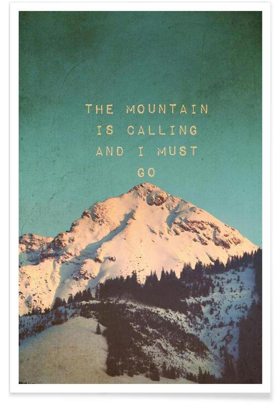 Mountain Is Calling poster