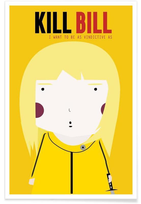 Little Kill Bill -Poster