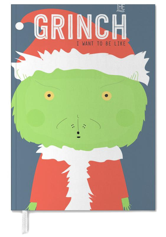 Little Grinch Personal Planner