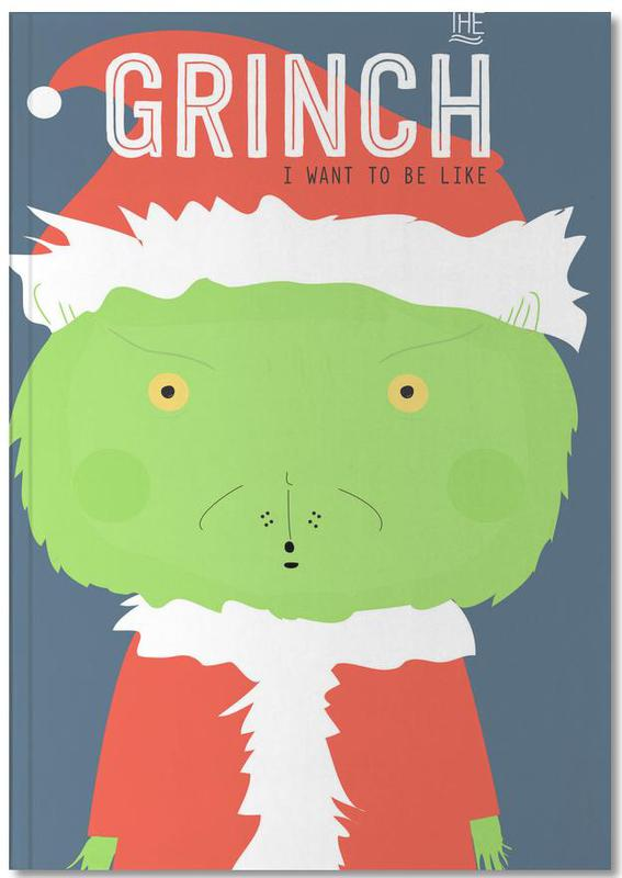 Little Grinch Notebook