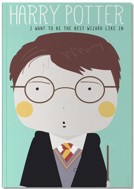 Little Harry Notebook