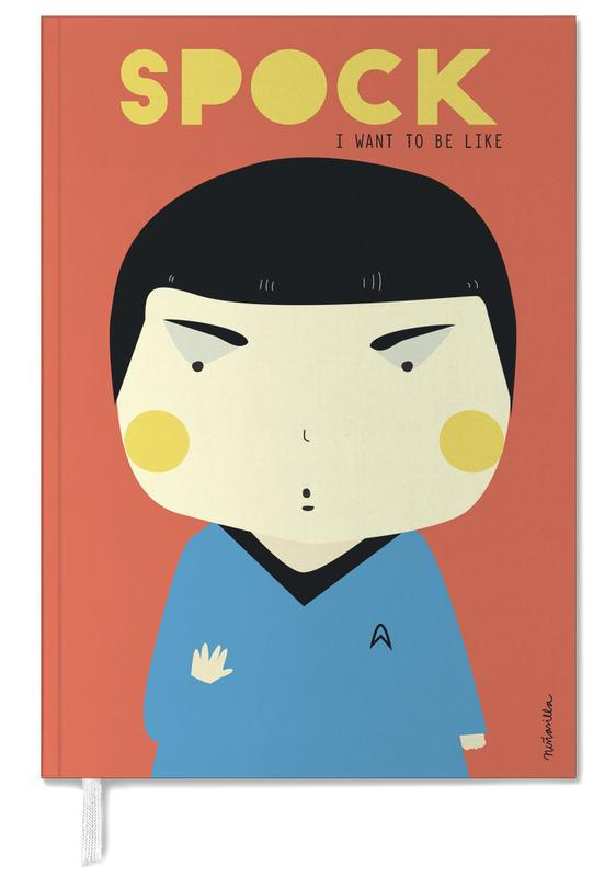 Little Spock Personal Planner