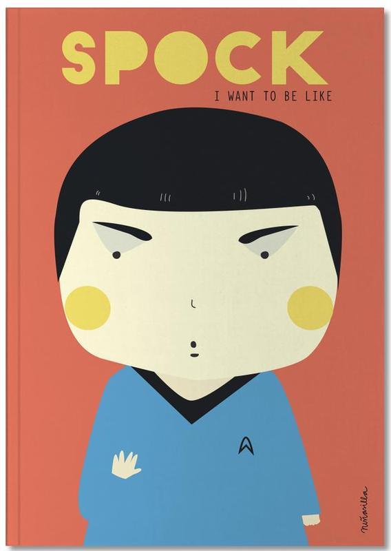 Little Spock Notebook
