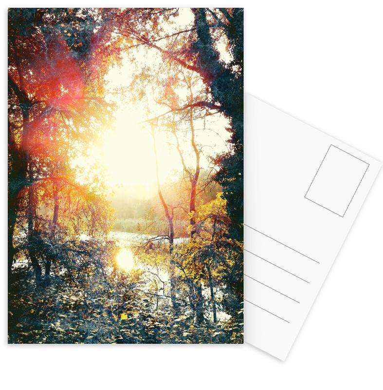 Sunset Gift cartes postales