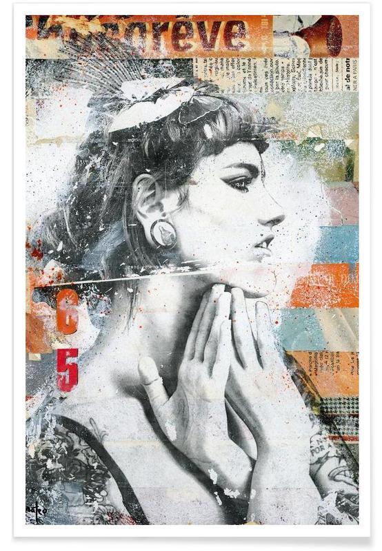 Ces belles mains -Poster