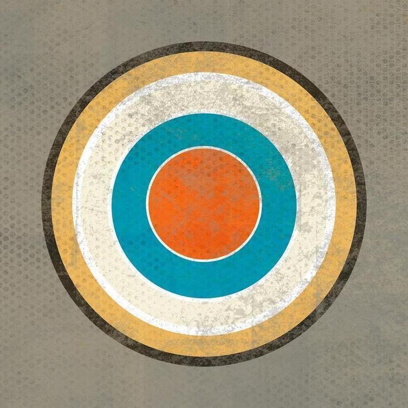 The Dot canvas doek