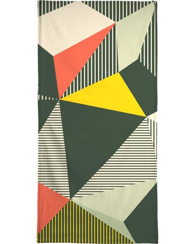 Bauhaus -Handtuch