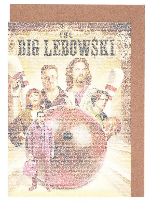 The Big Lebowski Greeting Card Set
