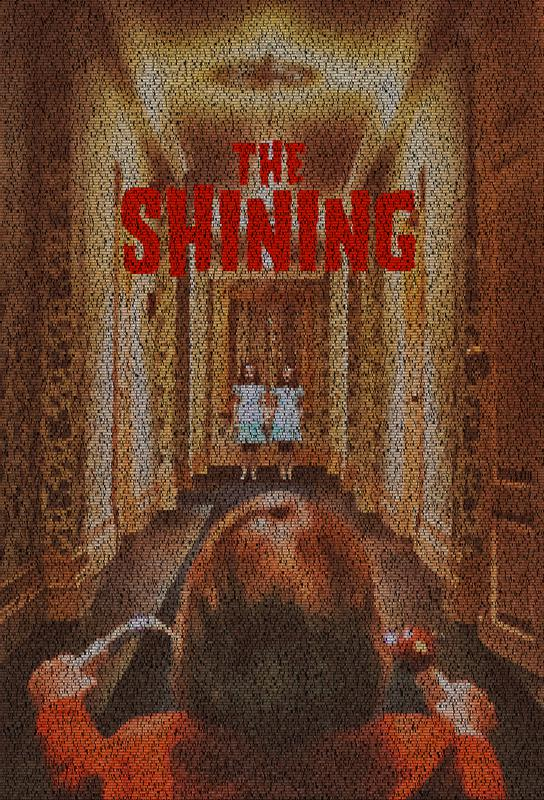 The Shining Acrylic Print