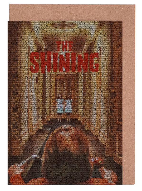The Shining Greeting Card Set