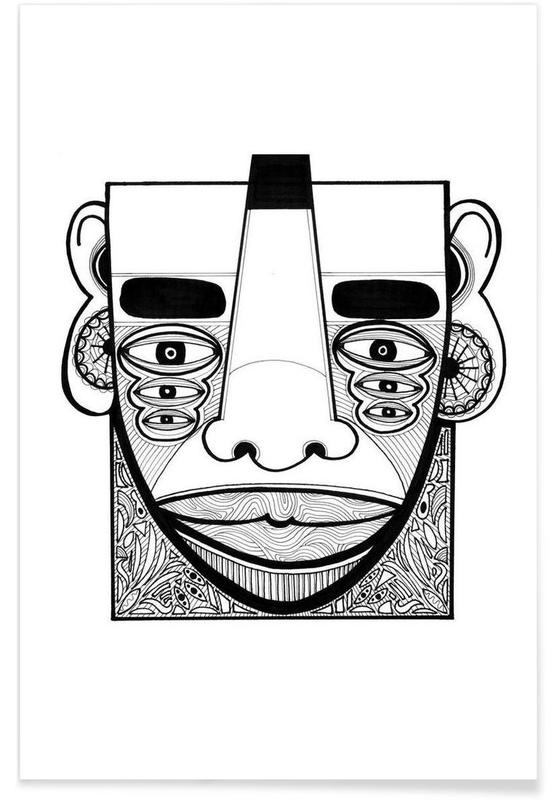 mask 1 -Poster