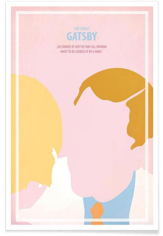 The great Gatsby II Poster