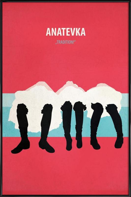 Anatevka Framed Poster