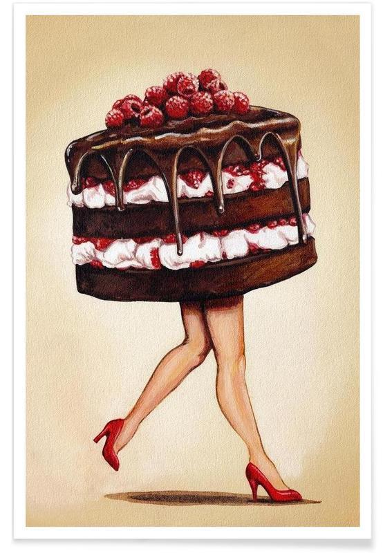 Cake Walk poster