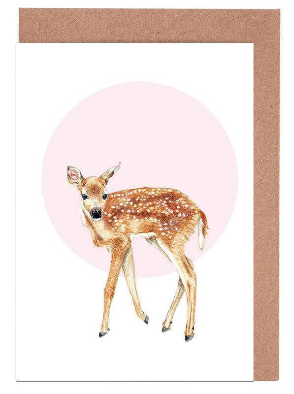 Bambi Greeting Card Set