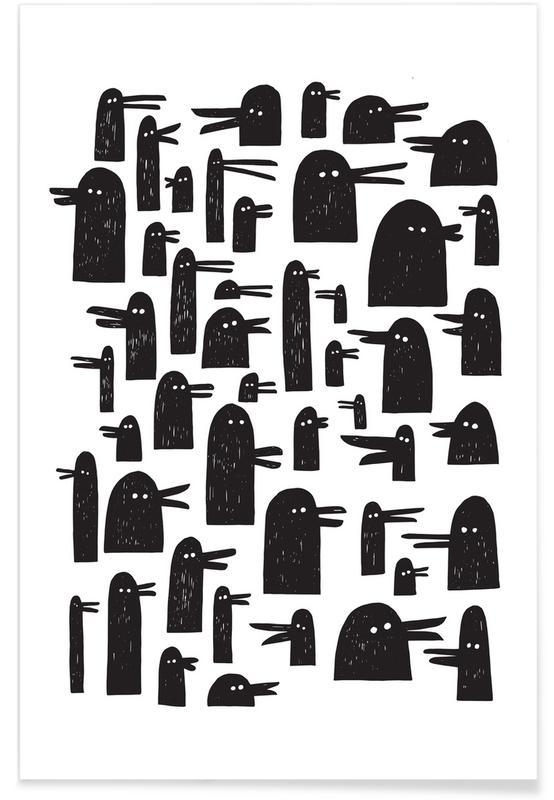 Ducks -Poster
