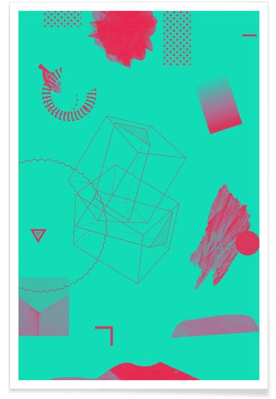 Objects 10 Poster