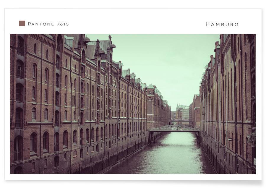 Hamburg 7615 -Poster
