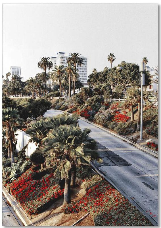 Santa Monica Red bloc-notes