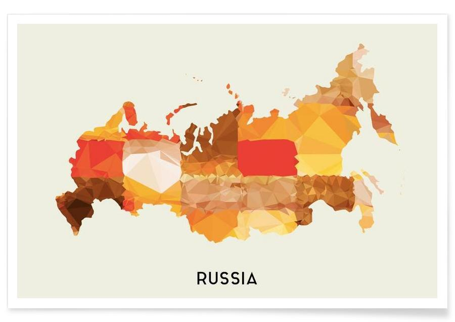 Russia -Poster
