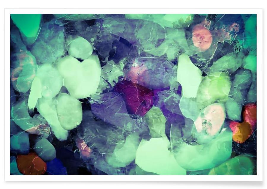 Green Ice -Poster