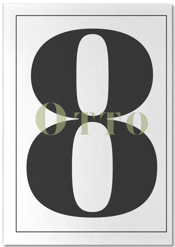 Numero 8 Notepad