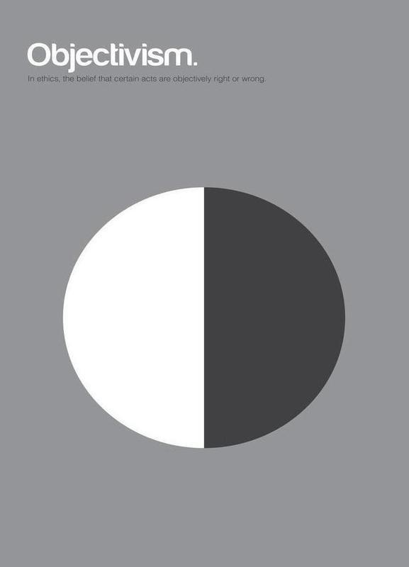 Objectivism Canvas Print