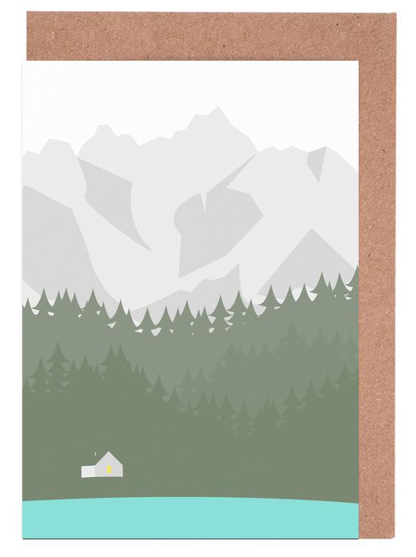 Hus No. 2 -Grußkarten-Set