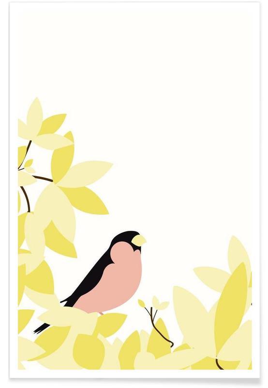 æder frø no.01 Poster