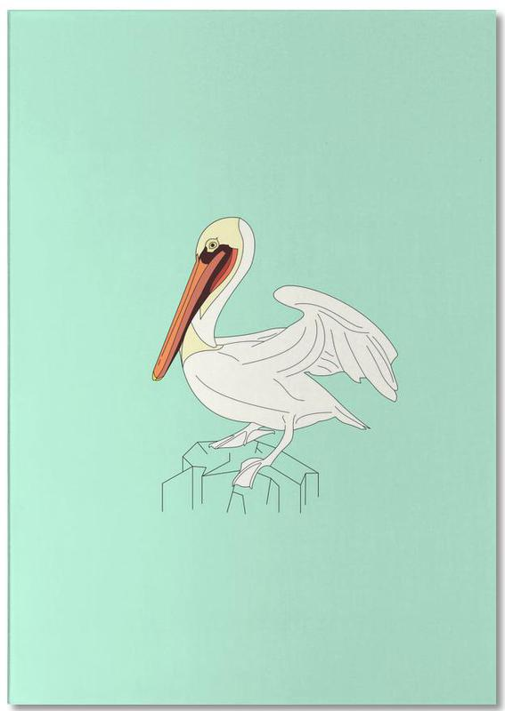 Pelikan -Notizblock