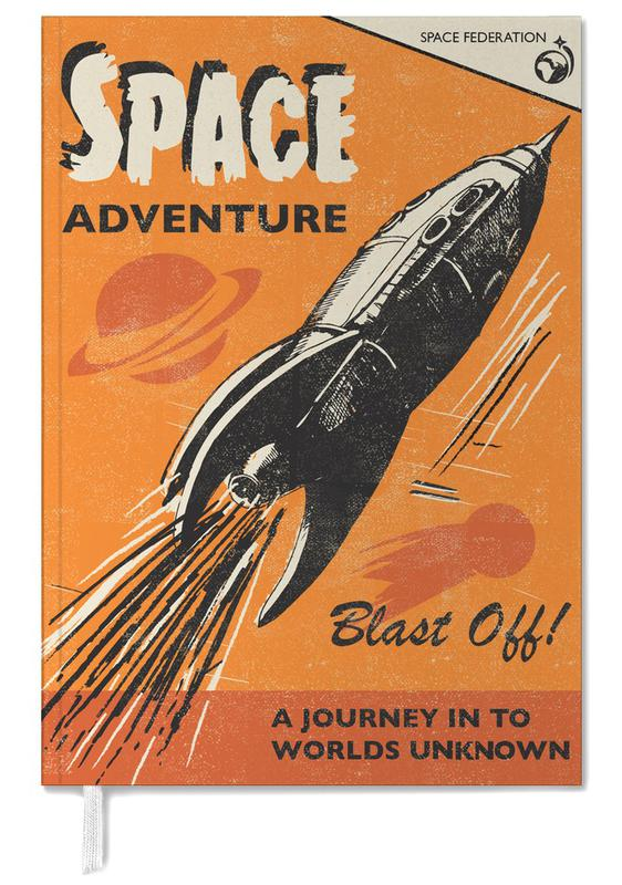 Space Adventure Personal Planner