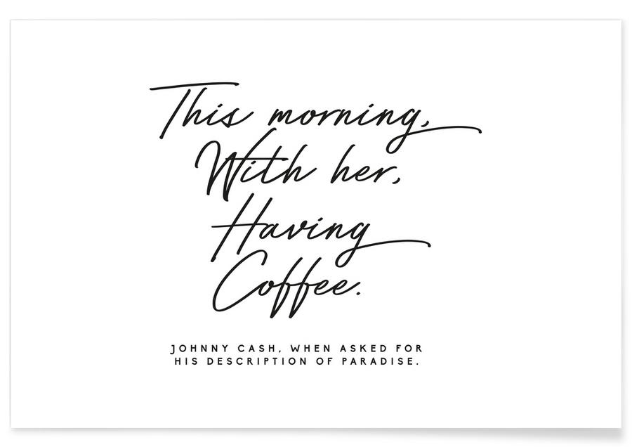 Johnny Cash Quote Poster