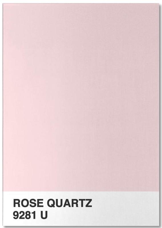 Rose Quartz bloc-notes