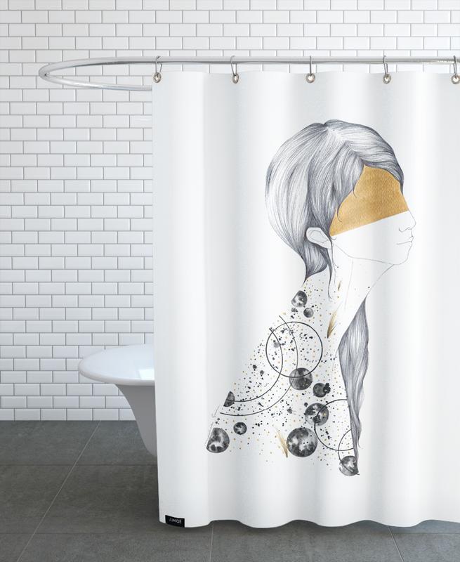 Marina -Duschvorhang