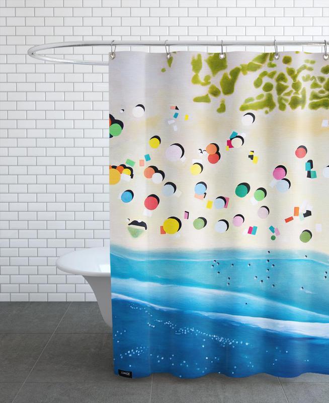 Malaga Shower Curtain
