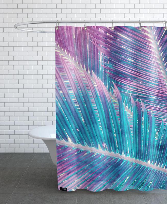 Palms -Duschvorhang