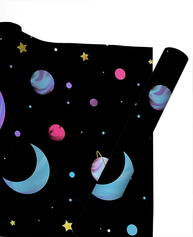 Great Universe Gift Wrap