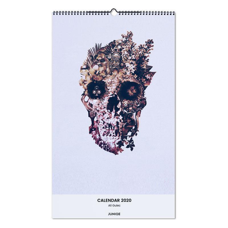Wall Calendar 2020 - Ali Gulec Wall Calendar