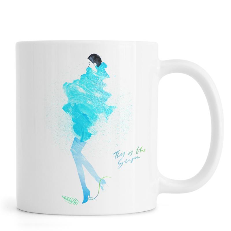 Schneehase 1 mug