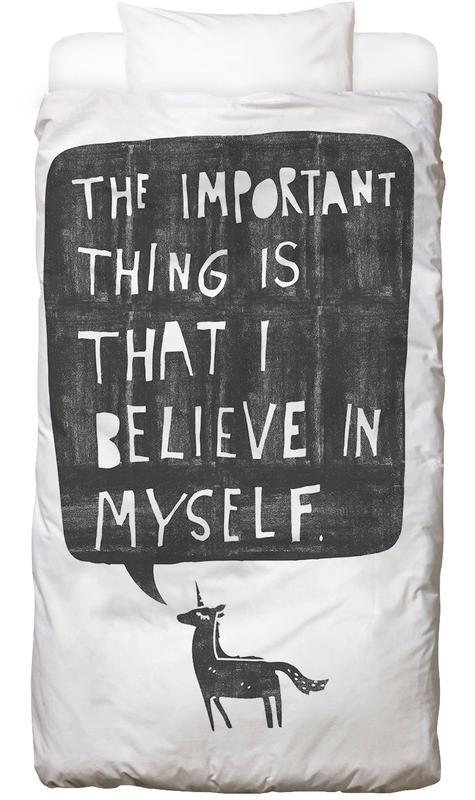 Believe Bettwäsche