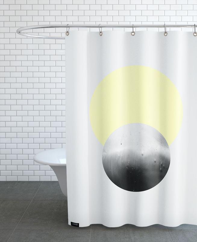 Sun & Moon -Duschvorhang