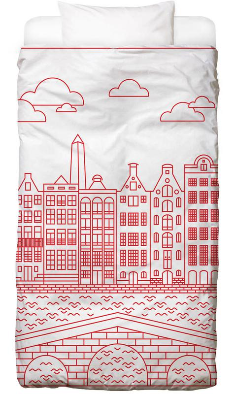 Amsterdam Bettwäsche