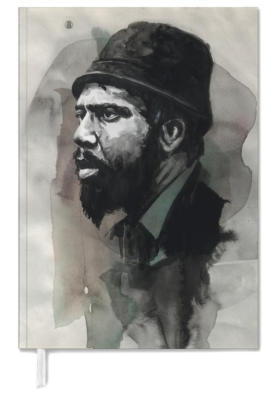 Thelonious Monk Personal Planner