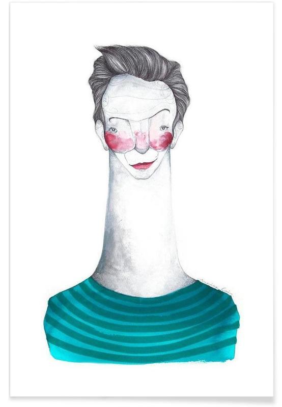 Jean-Paul Gaultier affiche